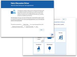 Fabry Discussion Driver